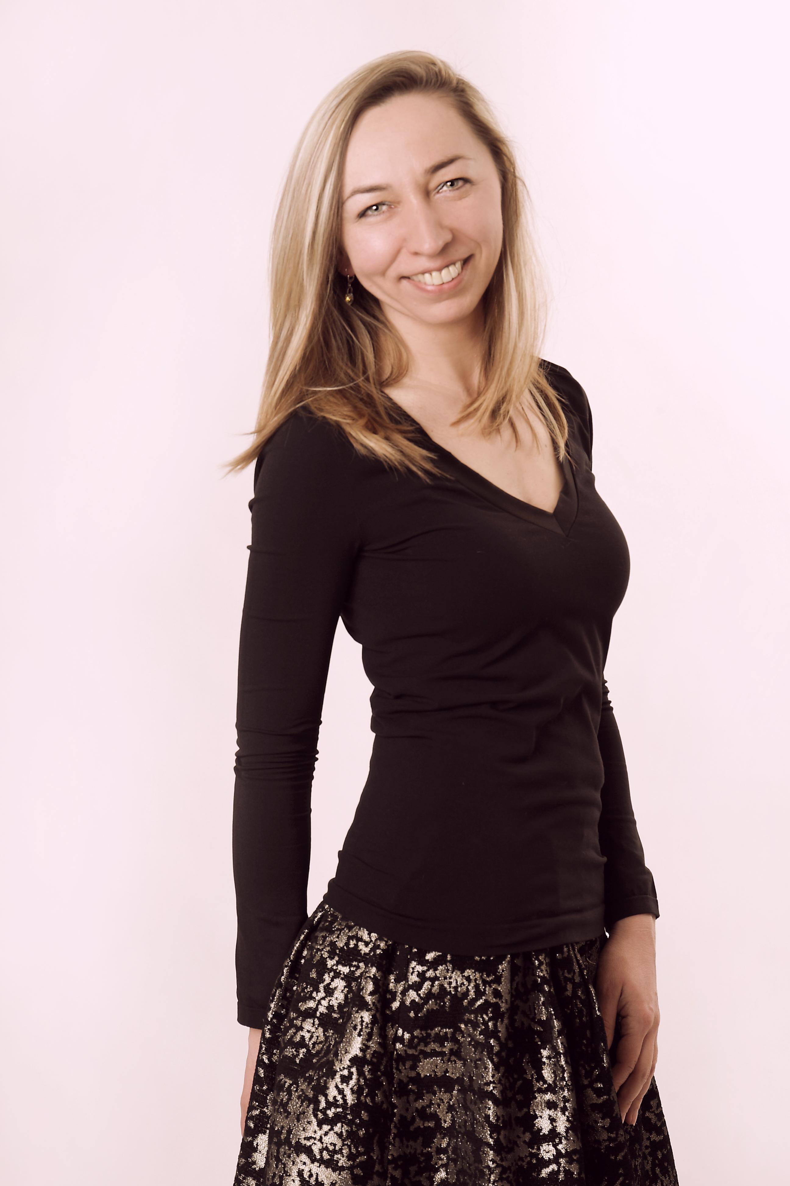 Mgr. Eva Marie Podaná