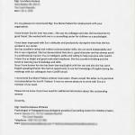 dopis od Mgr. Kateřiny Bulawa Stříteské